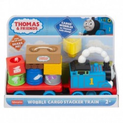 Thomas & Friends Wobble Cargo Stacker Train