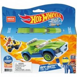 Mega Construx Hot Wheels Off-Duty & ATV