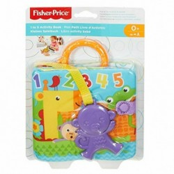 Fisher-Price 1-to-5 Activity Book