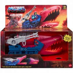 Masters Of The Universe Land Shark Vehicle