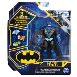 Batman 4-Inch Action Figure S21 Bat-Tech - S4 V3