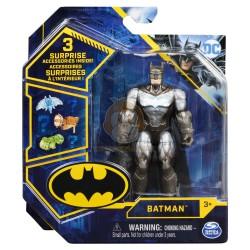 Batman 4-Inch Action Figure S21 Bat-Tech - S4 V4 Rare