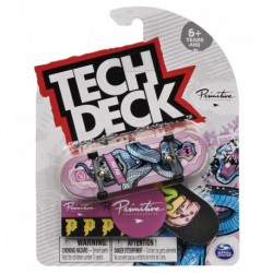 Tech Deck Single Pack Fingerboard S21 - Robert Neal Primitive