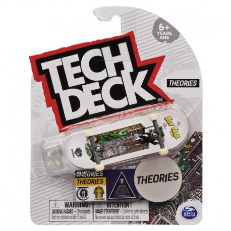 Tech Deck Single Pack Fingerboard S21 - New York City Theories