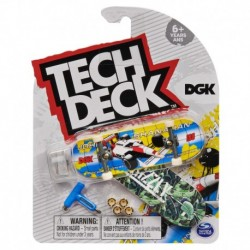 Tech Deck Single Pack Fingerboard S21 - DGK John Shanahan