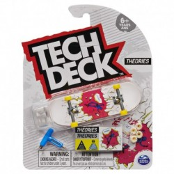 Tech Deck Single Pack Fingerboard S21 - Theories