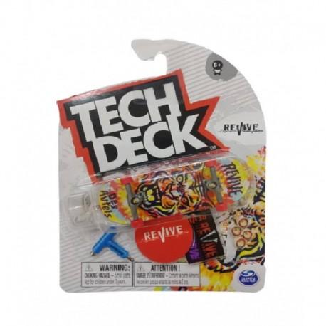 Tech Deck Single Pack Fingerboard S21 - Revive Des Autels
