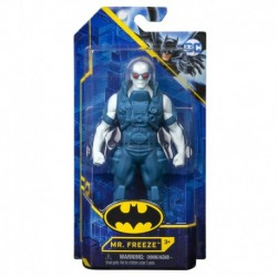 Batman 6-Inch Action Figure - S1 V1 Mr.Freeze