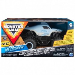 Monster Jam 1:24 Remote Control - Megalodon