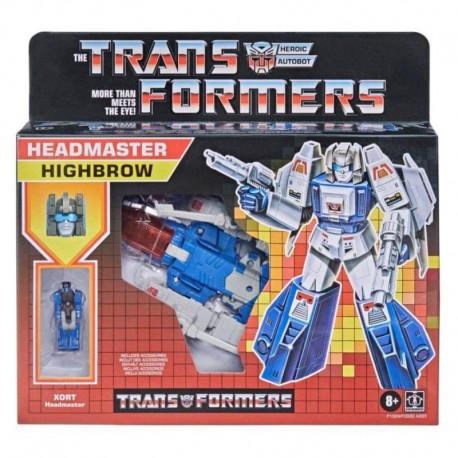 Transformers Generations Retro Headmaster Highbrow