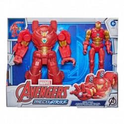 Marvel Avengers Mech Strike 20cm Iron Man Action Figure