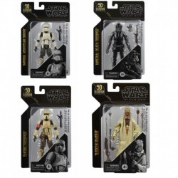 Star Wars The Black Series Archive Imperial Complete set of 4