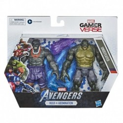 Marvel Gamerverse 6-inch Collectible Hulk vs. Abomination Action Figure