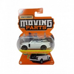 Matchbox Moving Parts 2018 Land Rover Vogue SE
