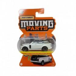 Matchbox Moving Parts 2018 Land Rover Vogue SE