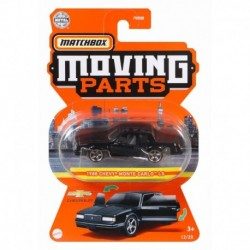 Matchbox Moving Parts 1988 Chevy Monte Carlo LS