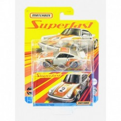 Matchbox Superfast 1980 Porsche 911 Turbo