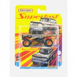 Matchbox Superfast 1968 Dodge D200