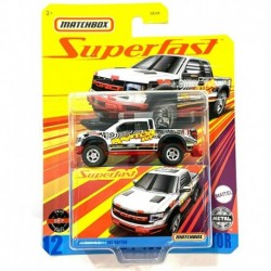 Matchbox Superfast 2010 Ford F-150 SVT Raptor