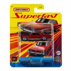 Matchbox Superfast 1964 Pontiac Grand Prix