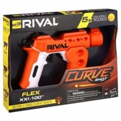 Nerf Rival Curve Shot - Flex XXI-100 Blaster