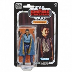 Star Wars The Black Series Lando Calrissian 6-Inch-Scale Star Wars: The Empire Strikes Back Collectible Action Figure