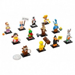LEGO Collectible Minifigures 71030 Looney Tunes Complete Set of 12