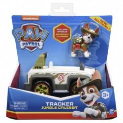 Paw Patrol Basic Vehicle Tracker Jungle Cruiser
