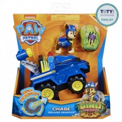 Paw Patrol Dino Rescue Deluxe Rev Up Vehicle Chase
