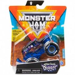 Monster Jam 1:64 Single Pack - Son Uva Digger Wheelie Bar