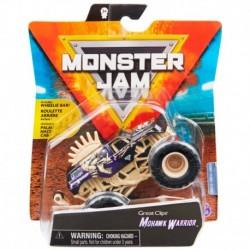 Monster Jam 1:64 Single Pack - Mohawk Warrior Wheelie Bar
