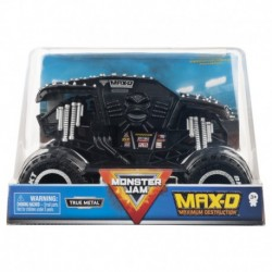 Monster Jam 1:24 Monster Truck Die Cast Vehicle - Max D