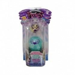 Hatchimals CollEGGtibles Mini Pixies Glitter Angels 2 Pack Purple Hair