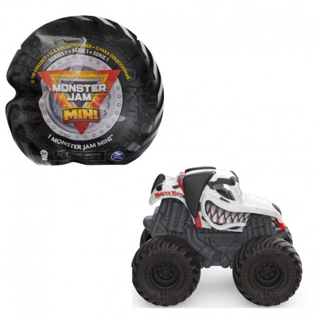 Monster Jam Mini Vehicle - Dalmatian