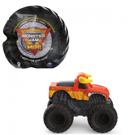 Monster Jam Mini Vehicle - El Toro Loco
