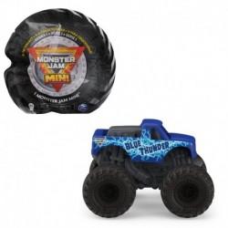 Monster Jam Mini Vehicle - Blue Thunder