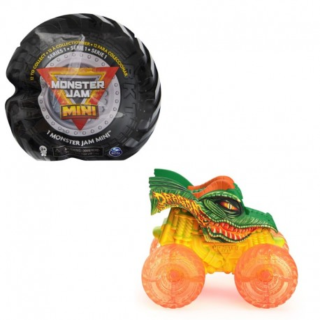 Monster Jam Mini Vehicle - Dragon Rare