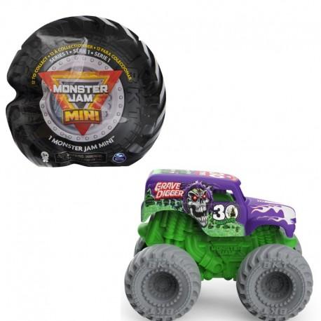 Monster Jam Mini Vehicle - Grave Digger Rare