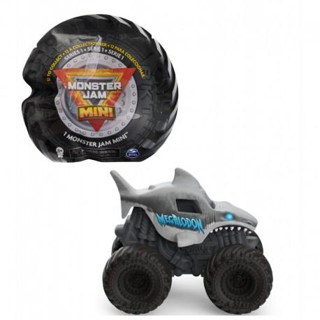 Monster Jam Mini Vehicle - Megalodon Rare