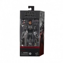 Star Wars The Black Series Bad Batch Hunter 6-Inch-Scale Star Wars: The Clone Wars Action Figure