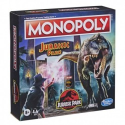 Monopoly: Jurassic Park Edition Board Game