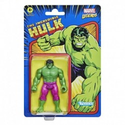 Marvel Legends Series 3.75-inch Retro 375 Collection Hulk Action Figure