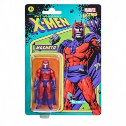 Marvel Legends Series 3.75-inch Retro 375 Collection Magneto Action Figure