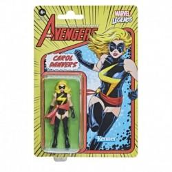 Marvel Legends Series 3.75-inch Retro 375 Collection Carol Danvers Action Figure