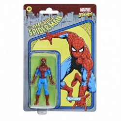 Marvel Legends Series 3.75-inch Retro 375 Collection Spider-Man Action Figure