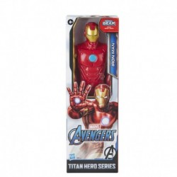 Marvel Avengers Titan Hero Series Iron Man Action Figure