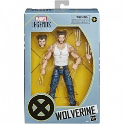Marvel Legends Series Wolverine 6-Inch Collectible Action Figure
