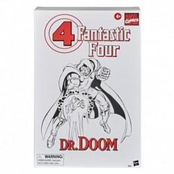 Marvel Vintage 6-Inch-Scale Dr. Doom Fantastic 4 Action Figure