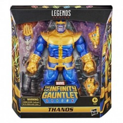 Marvel Legends Series 6-inch Collectible Action Figure Thanos