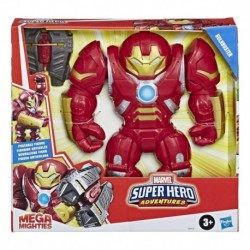 Marvel Super Hero Adventures Hulkbuster, 12-Inch Figure